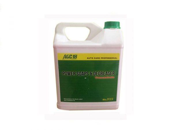 Dung dịch vệ sinh nội thất Agc - 522-