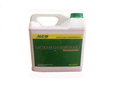 Dung dịch vệ sinh nội thất Agc - 522