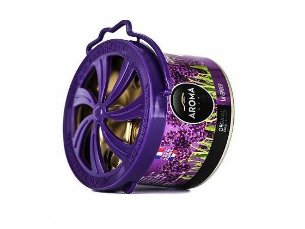Sáp thơm Aroma Organic hương Lavender