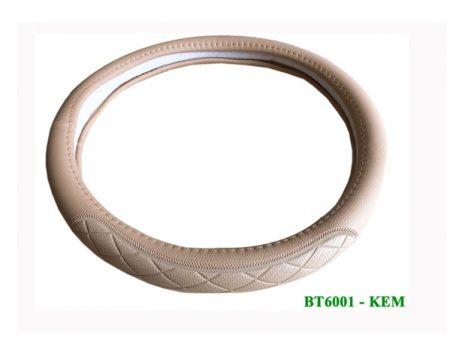 Bao tay lái cao cấp BT6001-Kem
