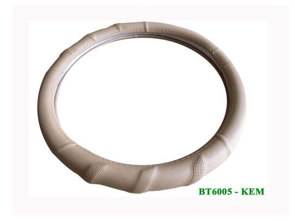 Bao tay lái cao cấp BT6005-Kem