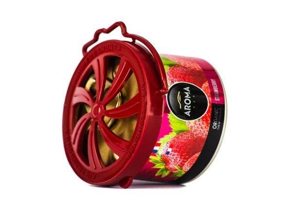 Sáp thơm Aroma Organic hương Dâu Tây