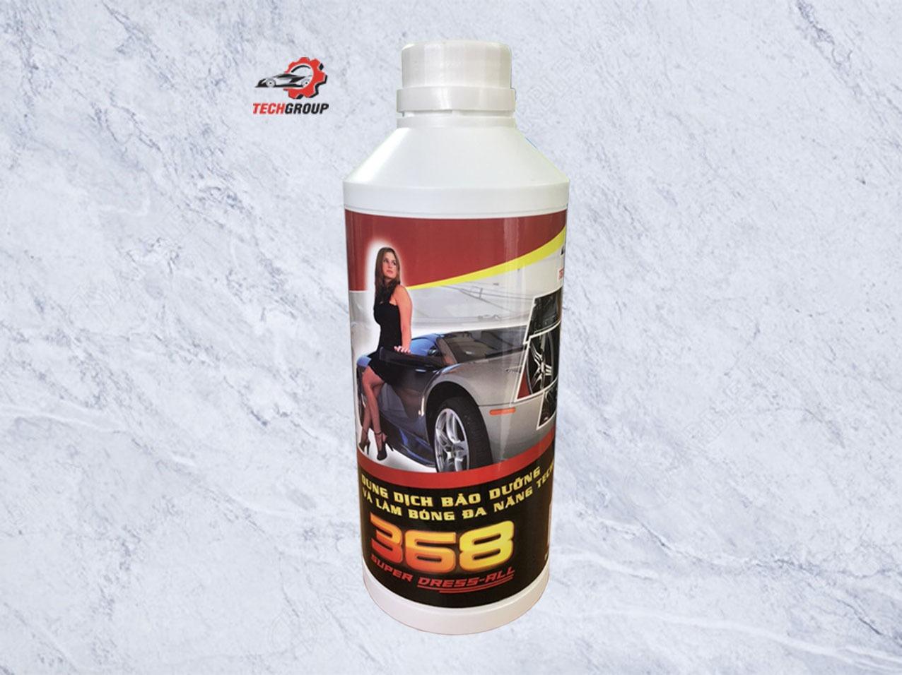 dung dịch dưỡng bóng vỏ chai 1 lít Agc - 368-