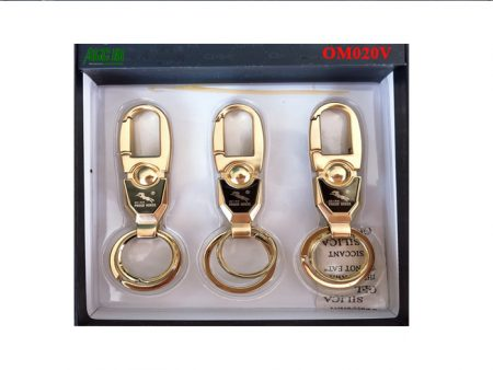 Móc treo chìa khóa đẹp và đẳng cấp mã 020V