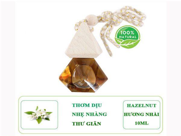 Tinh dầu hazelnut hương nhài