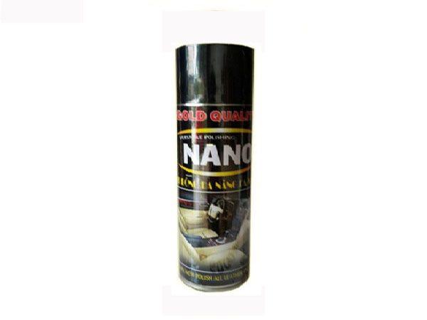 Xịt bóng đa năng da và gỗ NaNo