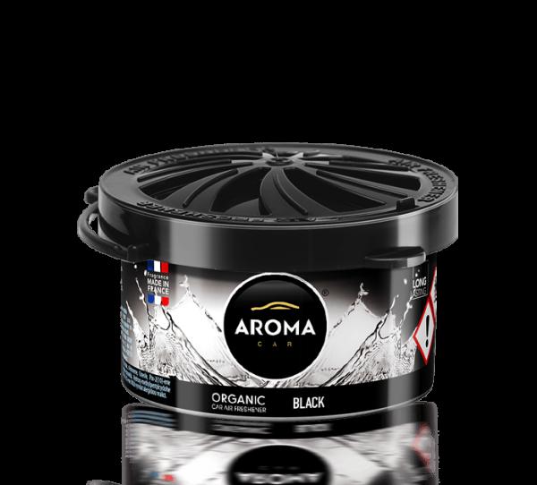 Sáp thơm Aroma Organic-Black