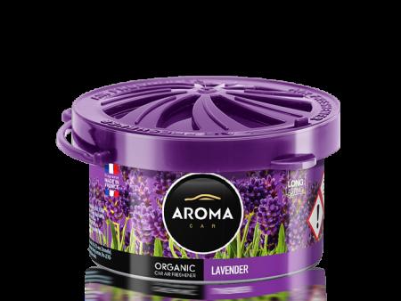 Sáp thơm Aroma Organic-Lavender
