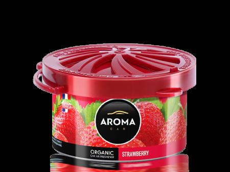 Sáp thơm Aroma Organic-Strawberry