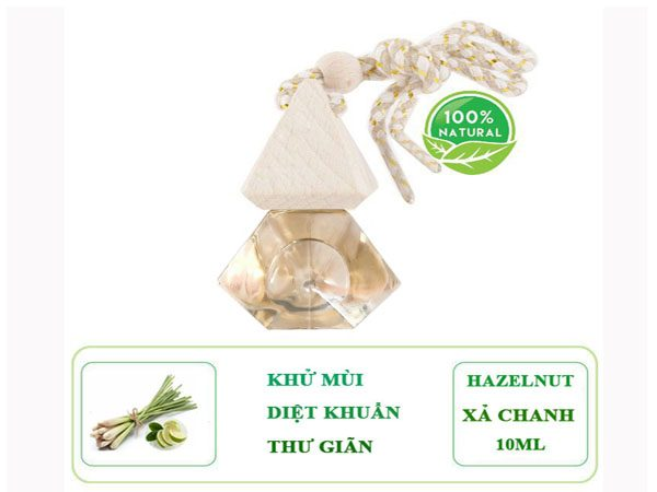 Tinh dầu hazelnut hương xả chanh