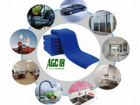 Khăn lau xe oto cao cấp AGC18