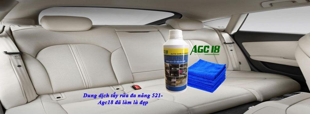 Dung dịch tẩy rửa đa năng Agc - 521