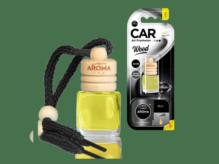 Tinh dầu Aroma Wood Black 6ml