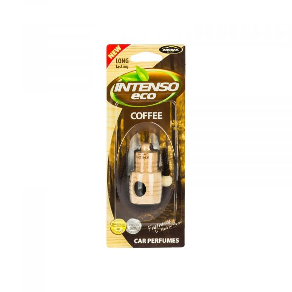 Tinh dầu treo Aroma Car Intenso Eco 4ml coffee