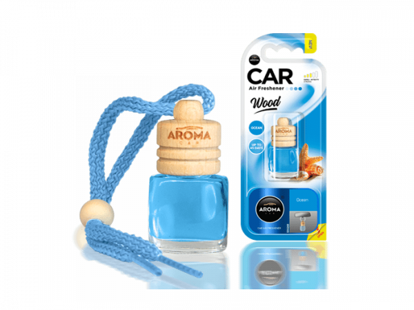 Tinh dầu Aroma Car Wood 6ml - Ocean