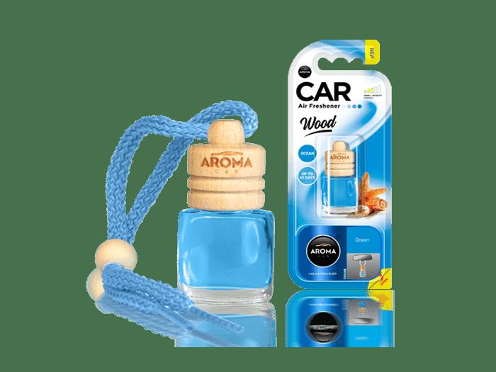 Tinh dầu Aroma Car Wood 6ml - Ocean