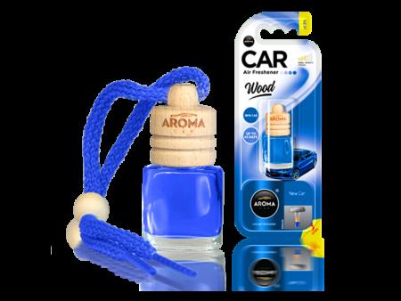 Tinh dầu nước hoa Aroma Car Wood 6ml - New Car