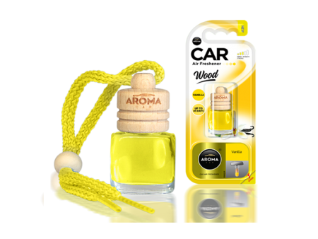 Tinh dầu Aroma Wood vanilla 6ml