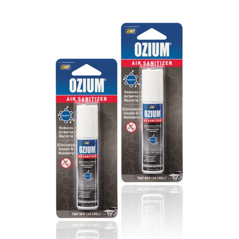 Bình xịt khử mùi Ozium 0.8 OZ mùi New Car