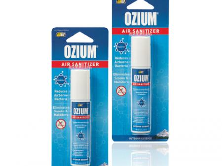Bình xịt khử mùi Ozium 0.8 OZ mùi Outdoor Esence
