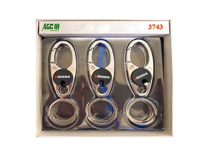 Móc treo chìa khóa đẹp và đẳng cấp mã 3743