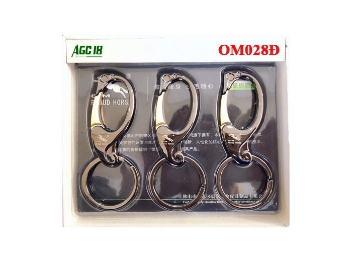 Móc treo chìa khóa đẹp và đẳng cấp mã OM028Đ