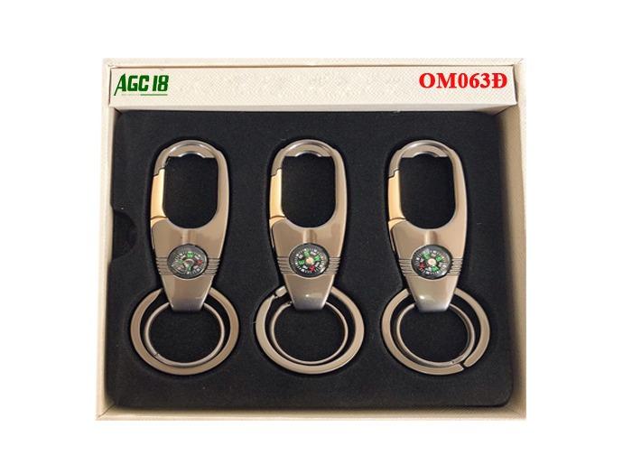 Móc treo chìa khóa đẹp và đẳng cấp mã OM063Đ