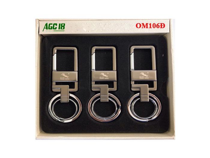Móc treo chìa khóa đẹp và đẳng cấp mã OM106Đ
