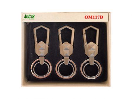 Móc treo chìa khóa đẹp và đẳng cấp mãOM117Đ