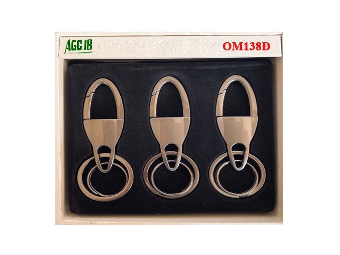 Móc treo chìa khóa đẹp và đẳng cấp mã OM138Đ