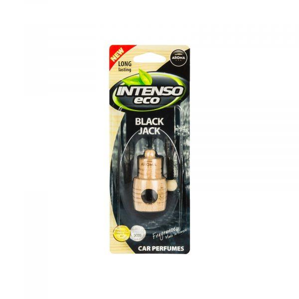 Tinh dầu treo Aroma Car Intenso Eco 4ml Black Jack (2)