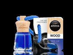 Tinh dầu treo Aroma Wood hương New Car