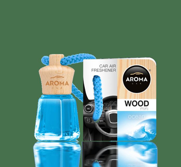 Tinh dầu treo Aroma Car Wood 4ml Ocean