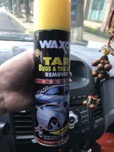 Tẩy nhựa đường Waxco