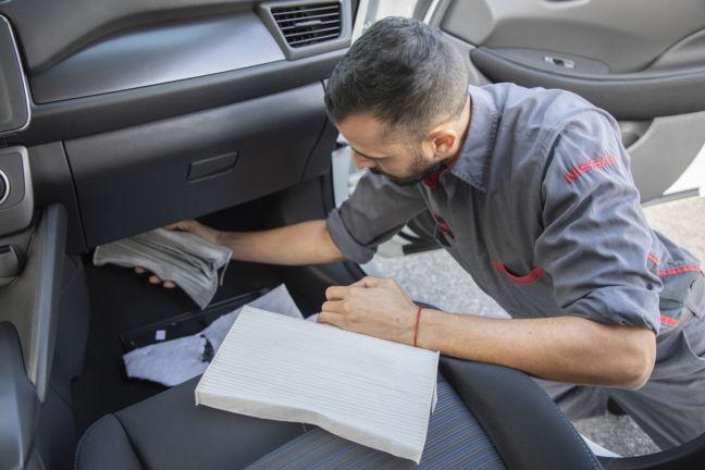 Bộ lọc xe hơi - AGC18
