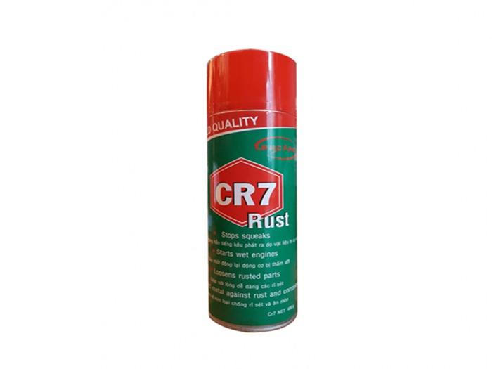 Chai tẩy rỉ sét CR7