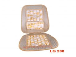 Lót ghế hạt nhựa giả đá cao cấp LG - 208