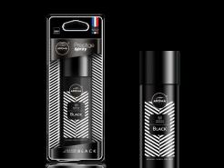 Nước hoa dạng xịt Aroma Car Prestige Spray – Mùi Black