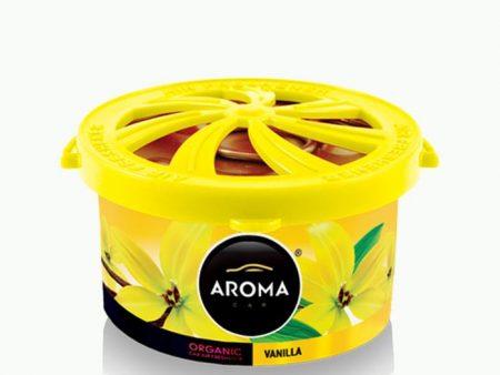 Sáp thơm Organic Aroma hương Vanilla