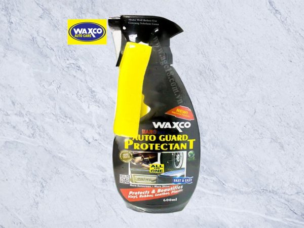 Kem dưỡng taplo Waxco 600ml
